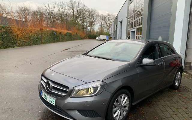 Mercedes A 180 AIRCO/LED/NAVI/SENSOREN/BLUETOOTH/SPORTZTELS