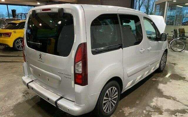 Peugeot Partner HDI 100