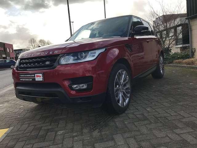 Land Rover Range Rover Sport Range Rover SPORT HSEDYNAMIQUE 3,0L LTD UTILITAIRE