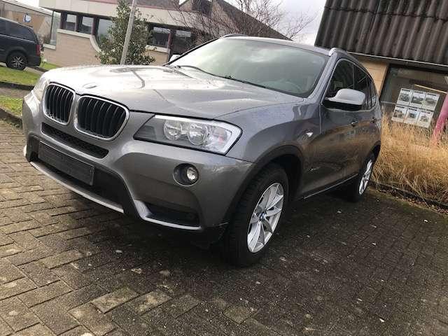 BMW X3 2.0 d sDrive18