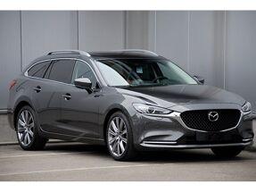 Mazda 6 SKYCRUISE 2.0 BENZ. 163PK AUTOMAAT SLECHTS 9.829KM!!!