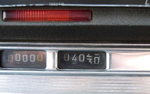 Citroen DS 21 PALLAS - Boîte semi-automatique - Cuir