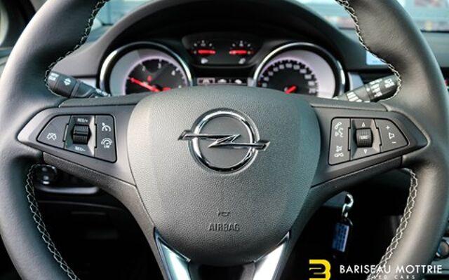 Opel Astra 1.5 TDI 122PK  SPORTS TOURER EDITION * NAVI *AIRCO*CRUISE CONTROL *Parkpilot