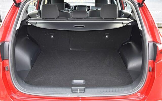 Kia Sportage 1.6 GDI 132Fusion 2WD Navi/Stuur,zetel Verw. V+A/4Season