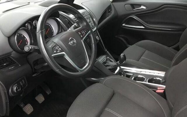 Opel Zafira Tourer Cosmo 1.6 CDTI 136CV