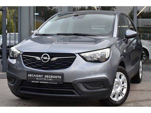 Opel Crossland X 1.2B EDITION * NAVI VIA APP * BLUETOOTH *