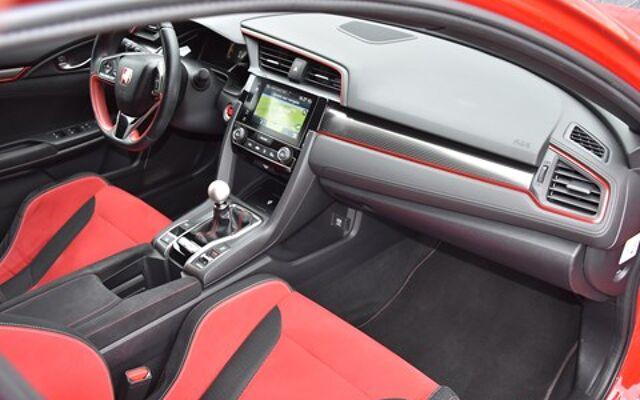 Honda Civic 2.0 VTEC Type-R GT 320 Navi/Led/Cam