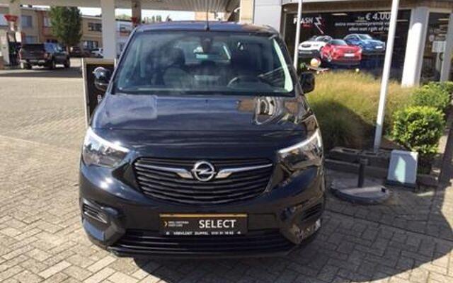 Opel Combo Life Ed. 1.2 Turbo 110 Pk 7 plaatsen + GPS