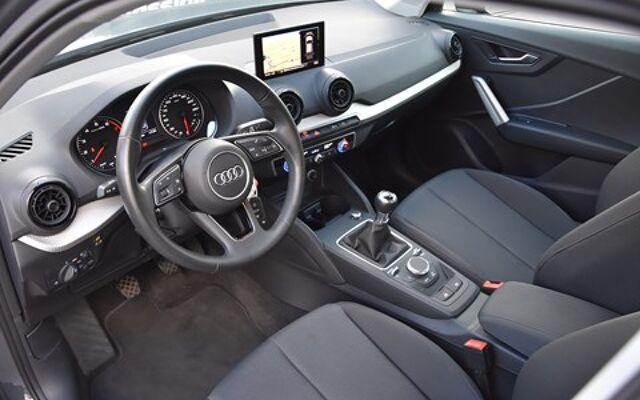 Audi Q2 1.0 TFSI 115  Navi/Parkeers.V+A