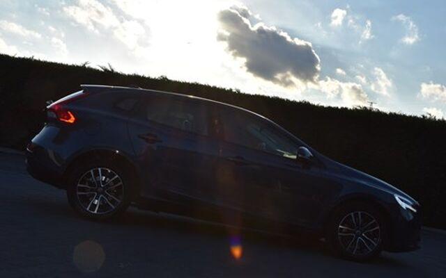 Volvo V40 T2 Black Edition Navi/Led