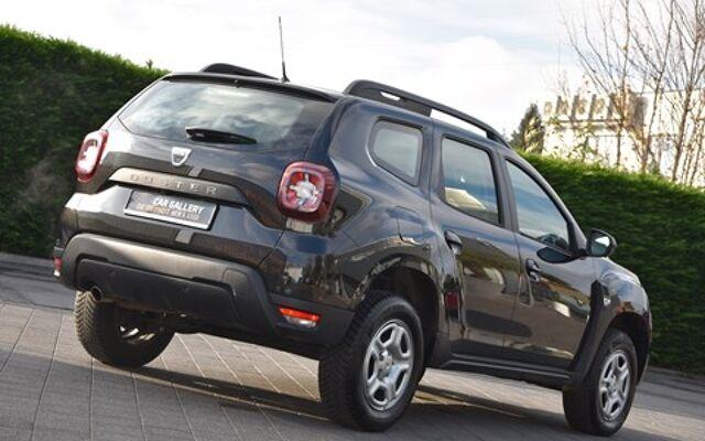 Dacia Duster 1.0 TCe 100 Navi/Zetelverw./Cam/4Season
