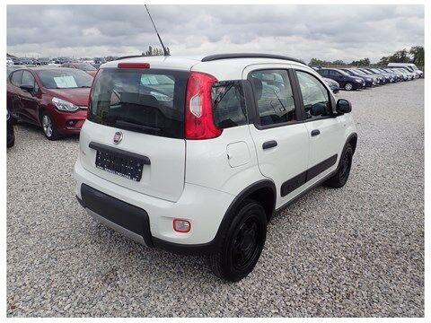 Fiat Panda TwinAir CROSS 4X4