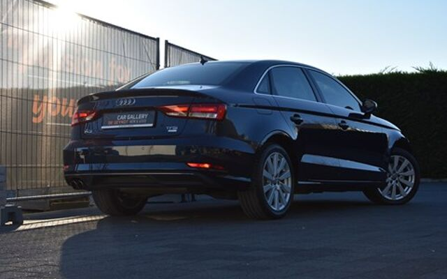 Audi A3 Limousine 1.4 TFSI 150 S-Tronic Navi/Xenon/B&Ohifi/Alcantara