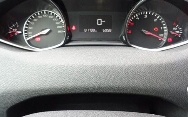 Peugeot 308 SW Allure/zwart leder/pack Hifi Denon