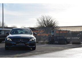 Mercedes C 180 Avantgarde Navi/Cam/Led/Zetelverw./Winterkit