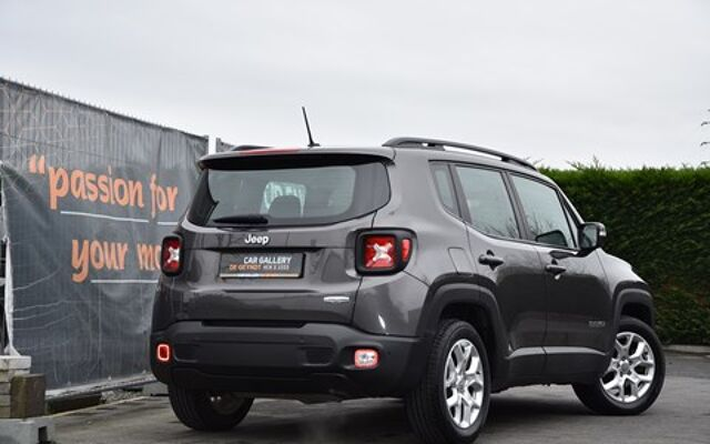 Jeep Renegade 1.4 Turbo136 Longitude Navi