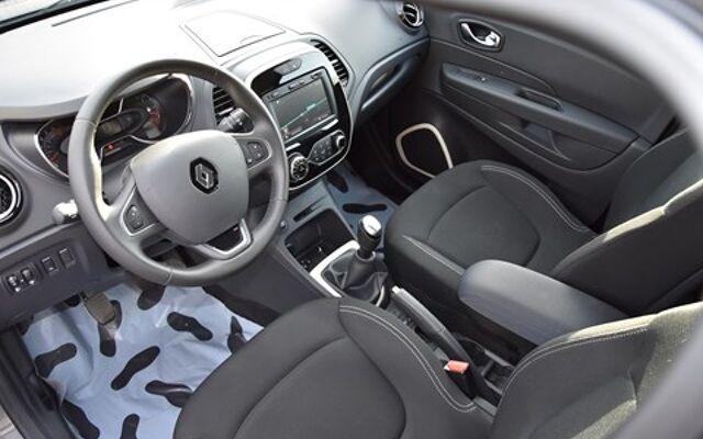 Renault Captur 0.9 TCe 90 Corporate Edition Navi/Cam/Dab+