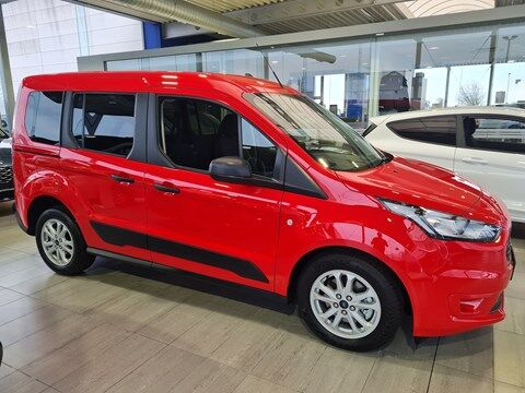 Ford Tourneo Connect SWB - TREND - 1.5 TDCI 100PK - AUTOMAAT