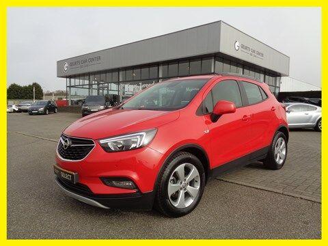 Opel Mokka X Enjoy 1.4i Turbo 140pk € 14.499 !