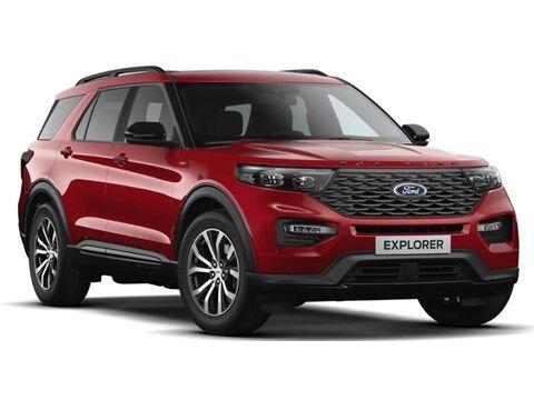 Ford Explorer ST-Line - 3.0EcoBoost PHEV 457pk - AUTOMAAT - NIEUW STOCK