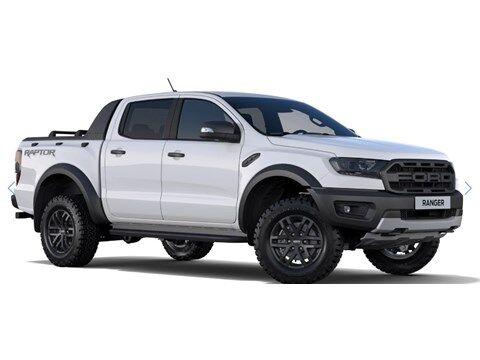 Ford Ranger Raptor dubbele cabine - 2.0BiTDCi 213 pk 4X4 - AUTOMAAT - NIEUW STOCK