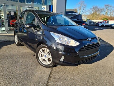 Ford B-Max 1.0 100 Pk EcoBoost Trend