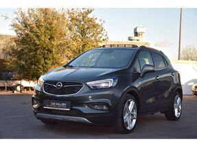 Opel Mokka X 1.4 Turbo 140 Excellence Navi/Leder/Opendak/Cam/Stuur,Zetelverw./Led/Winterkit