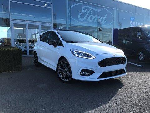 Ford Fiesta ST-Line - 1.0Turbo 100pk