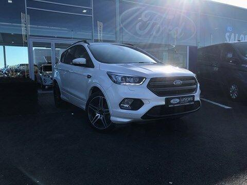 Ford Kuga ST-Line - 2.0TDCI 150pk