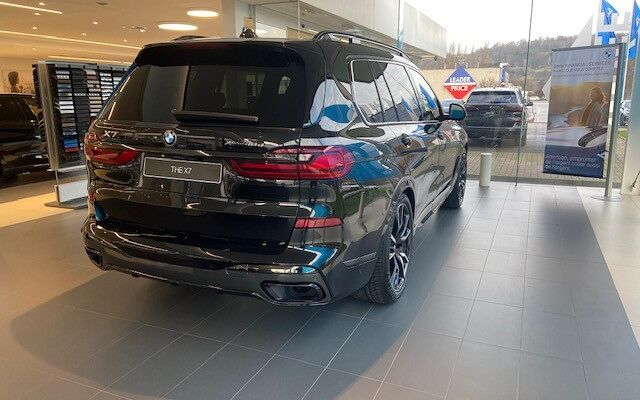 BMW X7 xDrive40d