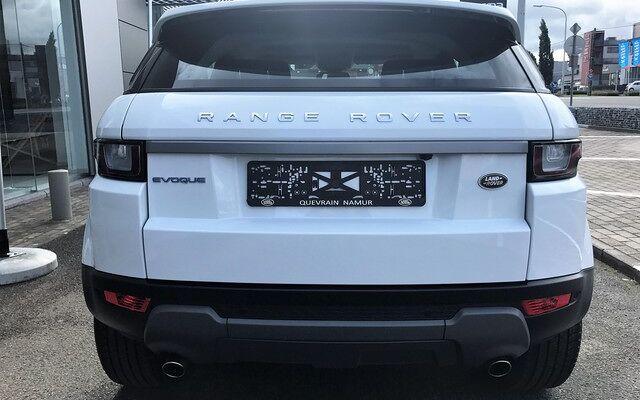 Land Rover Range Rover Evoque eD4 Pure