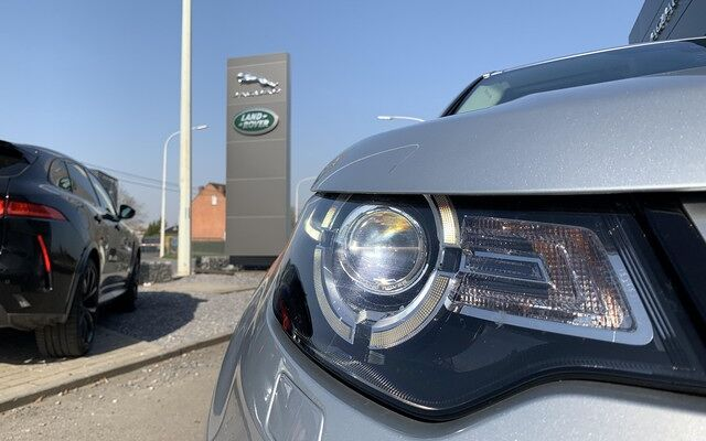 Land Rover Discovery Sport HSE TD4
