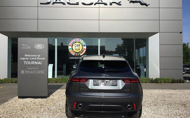 Jaguar E-Pace S R-Dynamique