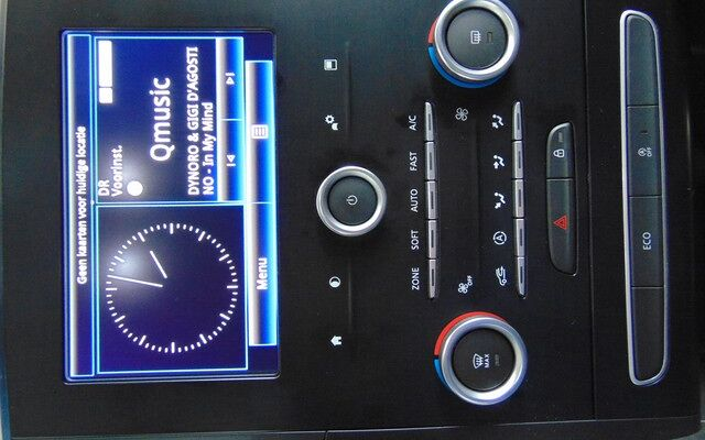Renault Mégane GRAND TOUR 1.5 Blue dCi INTENS BLUE NAVIGATIE AUTOMATISCHE AIRCO