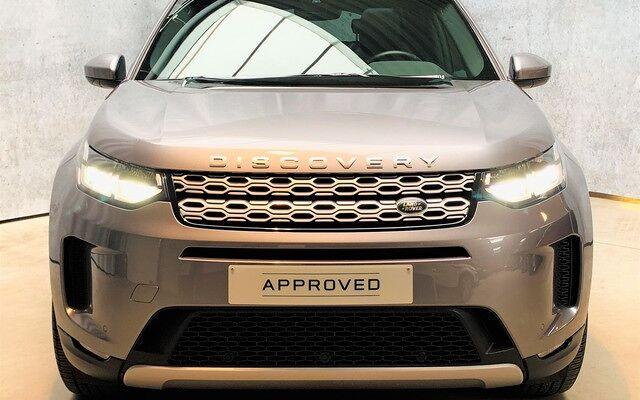 Land Rover Discovery Sport S 4WD