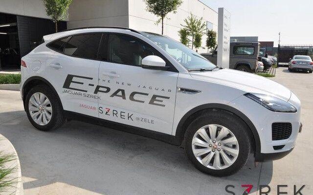 Jaguar E-Pace S D180