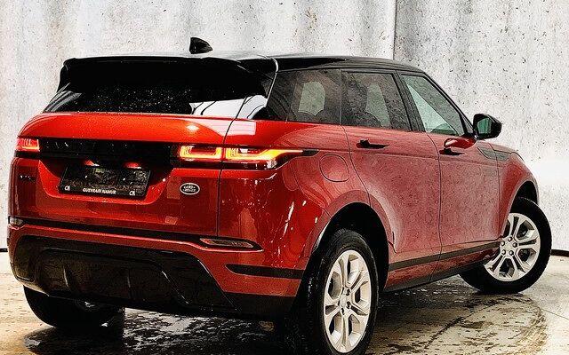 Land Rover Range Rover Evoque D150 AWD S Aut. Dispo 09/2021
