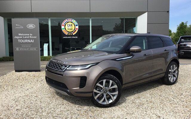 Land Rover Range Rover Evoque SE