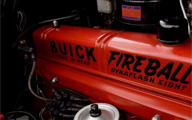 Buick Super 51-C Convertible Frame Off Restauratie