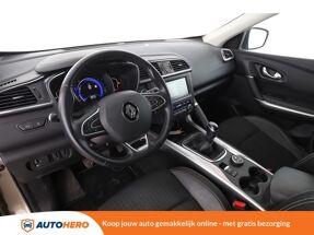 Renault Kadjar 1.5 dCi Intens 110PK BP31336 | Dealer Onderhouden | Navi | Camera | Cruise | Climate | Parkeersensoren V+A | Keyless Entry | Bluetooth | Dakrails |