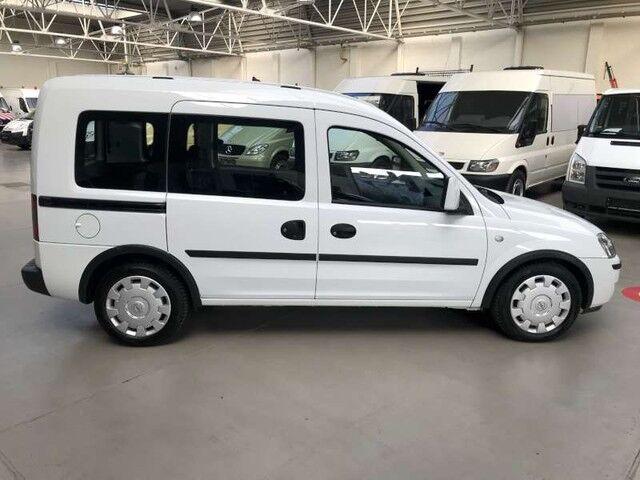 Opel Combo Benzine - LEZ OK - 4+1P - KEURING + GARANTIE