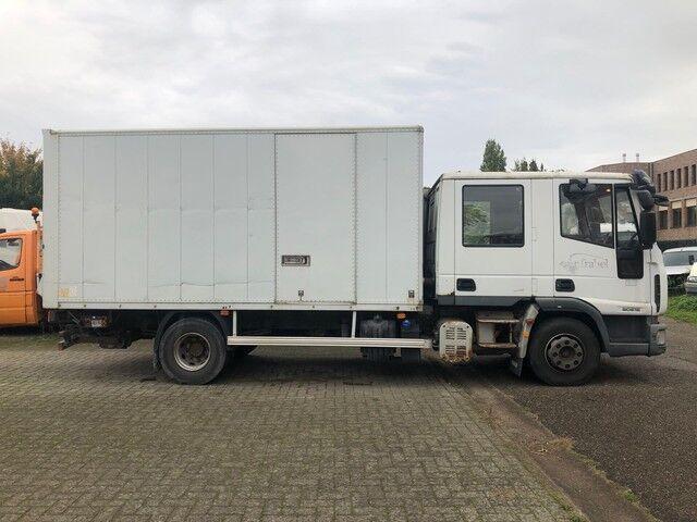 Iveco Autre EURO 5 - Dubbele Cabine - Laadklep - Inrichting