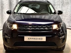 Land Rover Discovery Sport Urban Series Pure