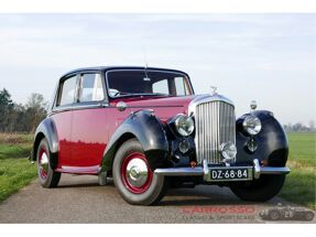 Bentley MARK VI Sports Saloon 4.25 Litre