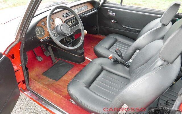 Lancia Fulvia 1.3 S sport Series 2 Coupé
