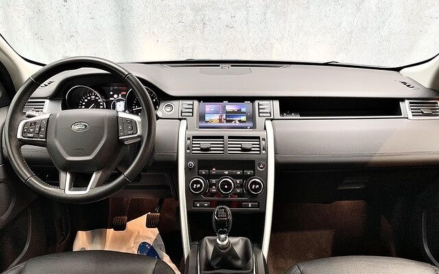 Land Rover Discovery Sport Urban Series SE Ed4