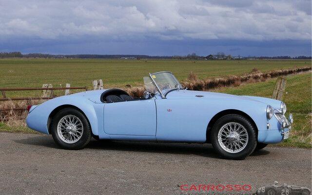 MG A  Roadster 1799cc motor Drivers car