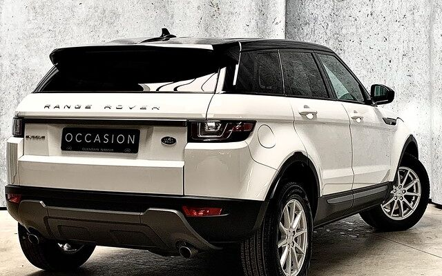 Land Rover Range Rover Evoque TD4 Pure Automatique