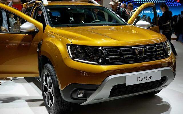 Dacia Duster Prestige TCe 100 2WD