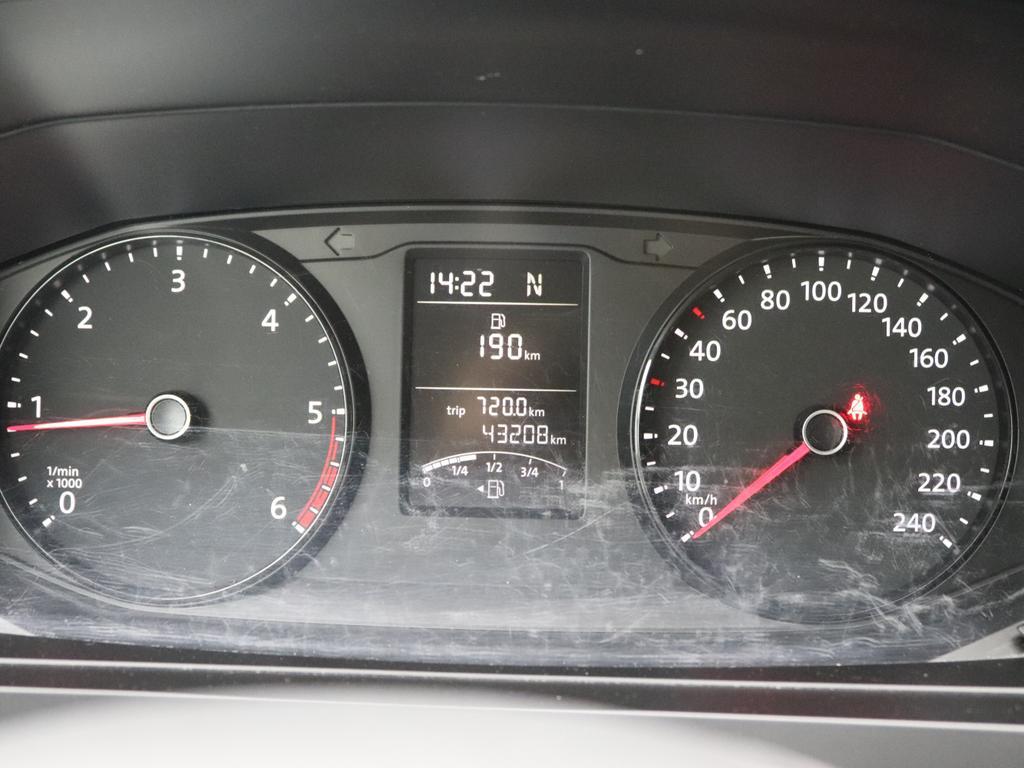 Volkswagen T6 TRANSPORTER 1000 FOU LWB DSL - 2015 2.0 TDi SCR BMT DSG